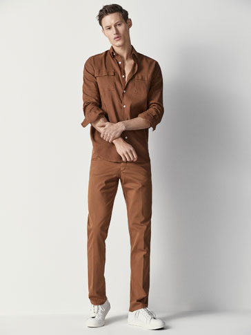 'CHINO' STILA BIKSES 'CASUAL FIT'