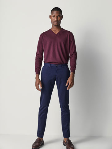 PANTALÓN CHINO EXTRA SLIM FIT