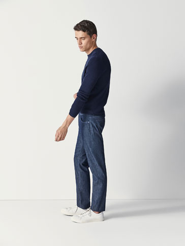 REGULAR-FIT VINTAGE JEANS