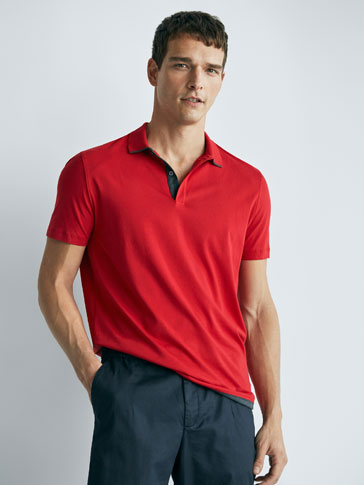 CAMISA POLO SOFT COLLECTION