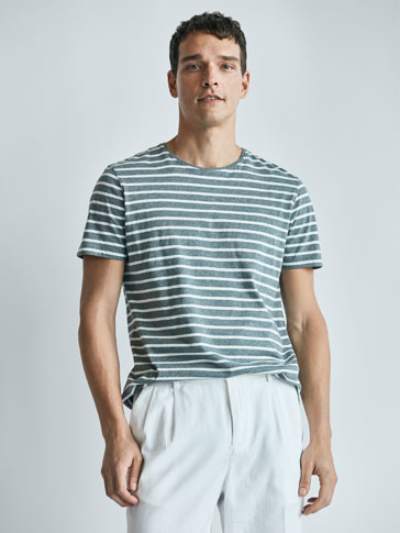 STRIPED T-SHIRT SOFT COLLECTION