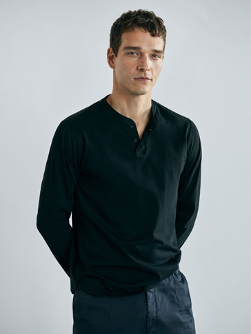 SHIRT MET KNOPEN SOFT COLLECTION