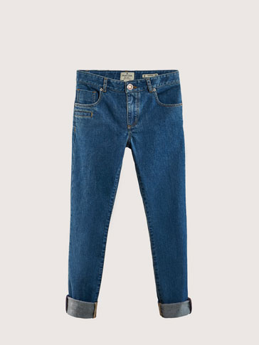 JEANSHOSE SLIM-FIT