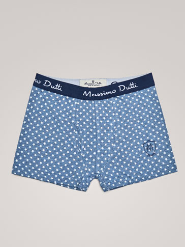STAR BOXER SHORTS