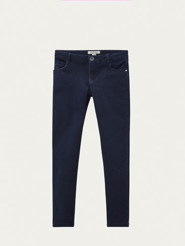 JEAN DÉTAIL VELOURS SLIM FIT