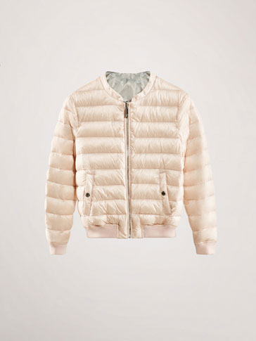 PIUMINO DOUBLE FACE STILE BOMBER