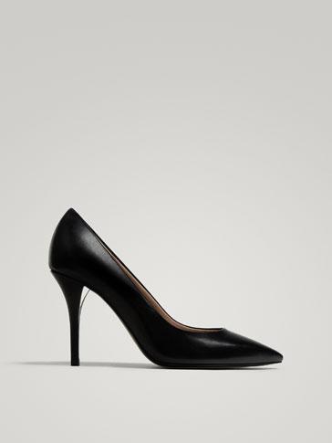 حذاء رسمي جلد أسود