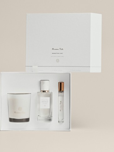 PARFUM ET BOUGIE MANHATTAN LIGHT