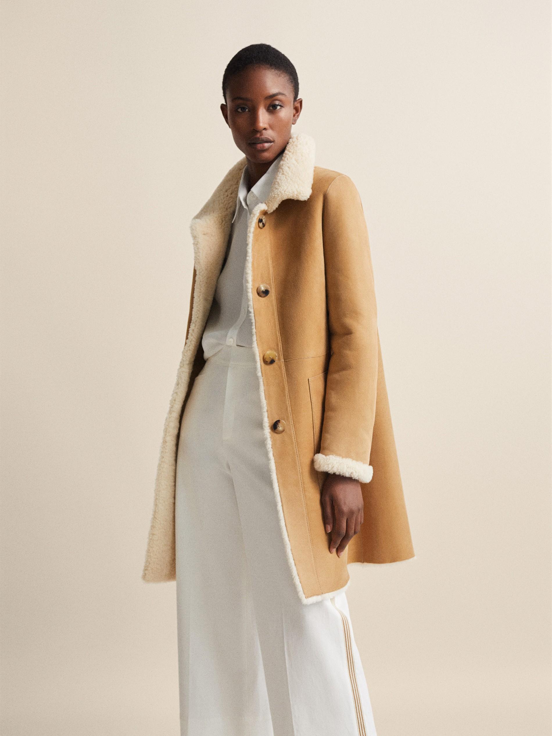 best authentic 77db1 b0f79 Giacche Donna In Pelle Cappotti E Collezione mNn08vwO