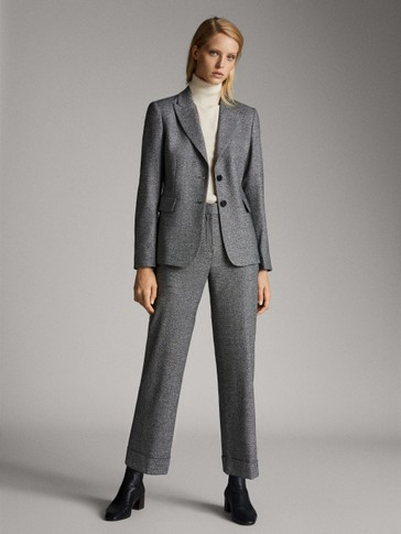 PANTALON CHINÉ STRAIGHT