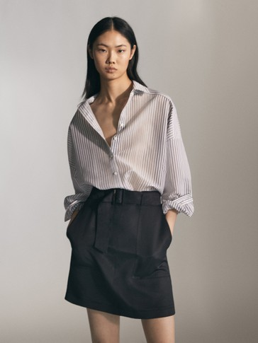 fd68a9e0b Women's Skirts | Massimo Dutti Spring Summer Collection 2019