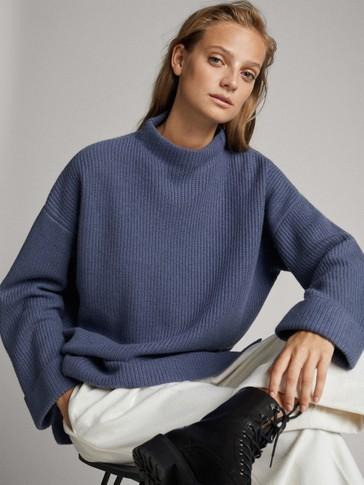 Cardigans y jerséis de mujer | Massimo Dutti Otoño Invierno 2019