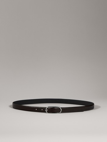 LIMITED EDITION LEATHER BELT