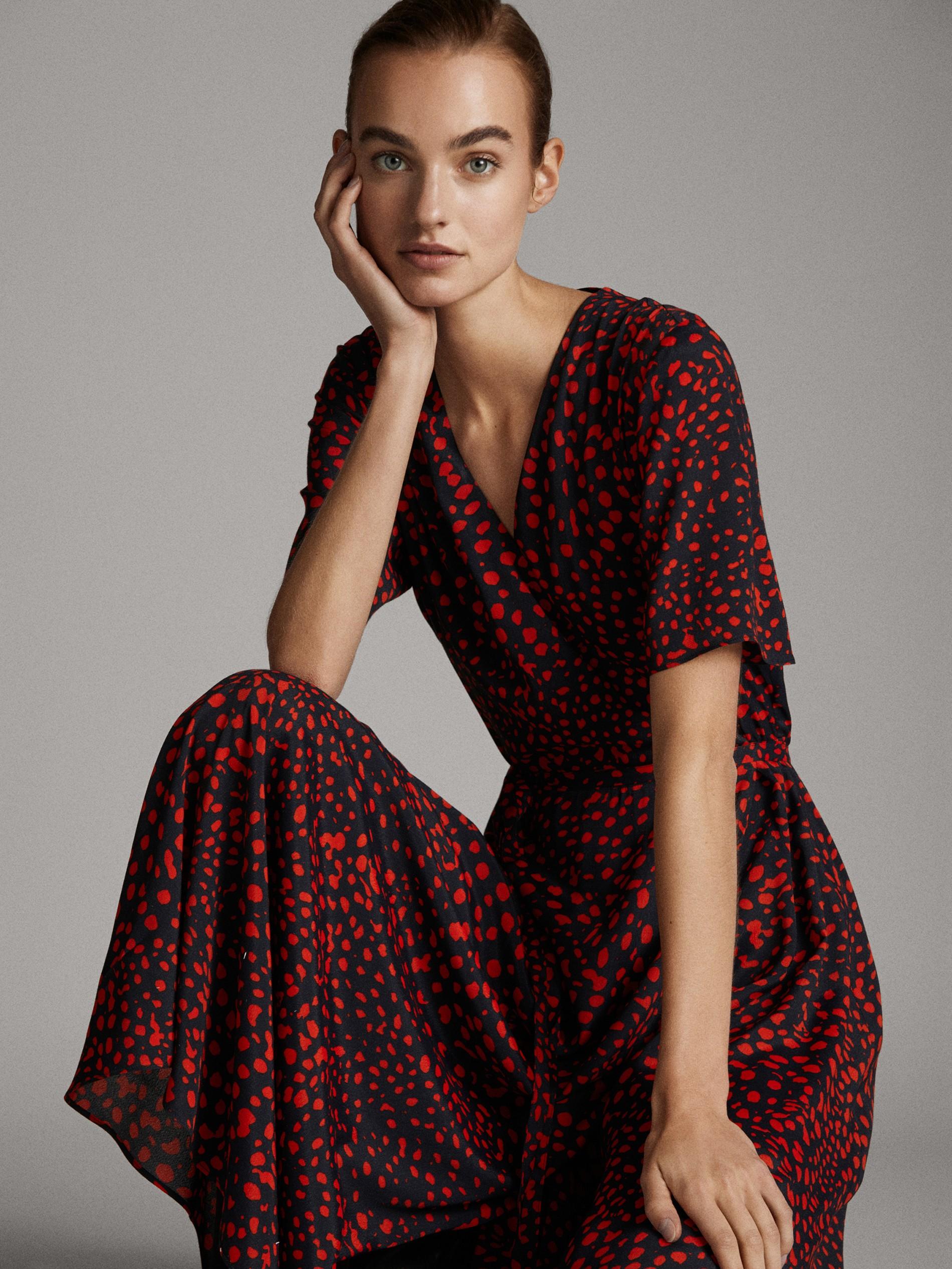 Massimo Dutti Collection Femmes Robes Combinaisons France Et ZiPXuOk