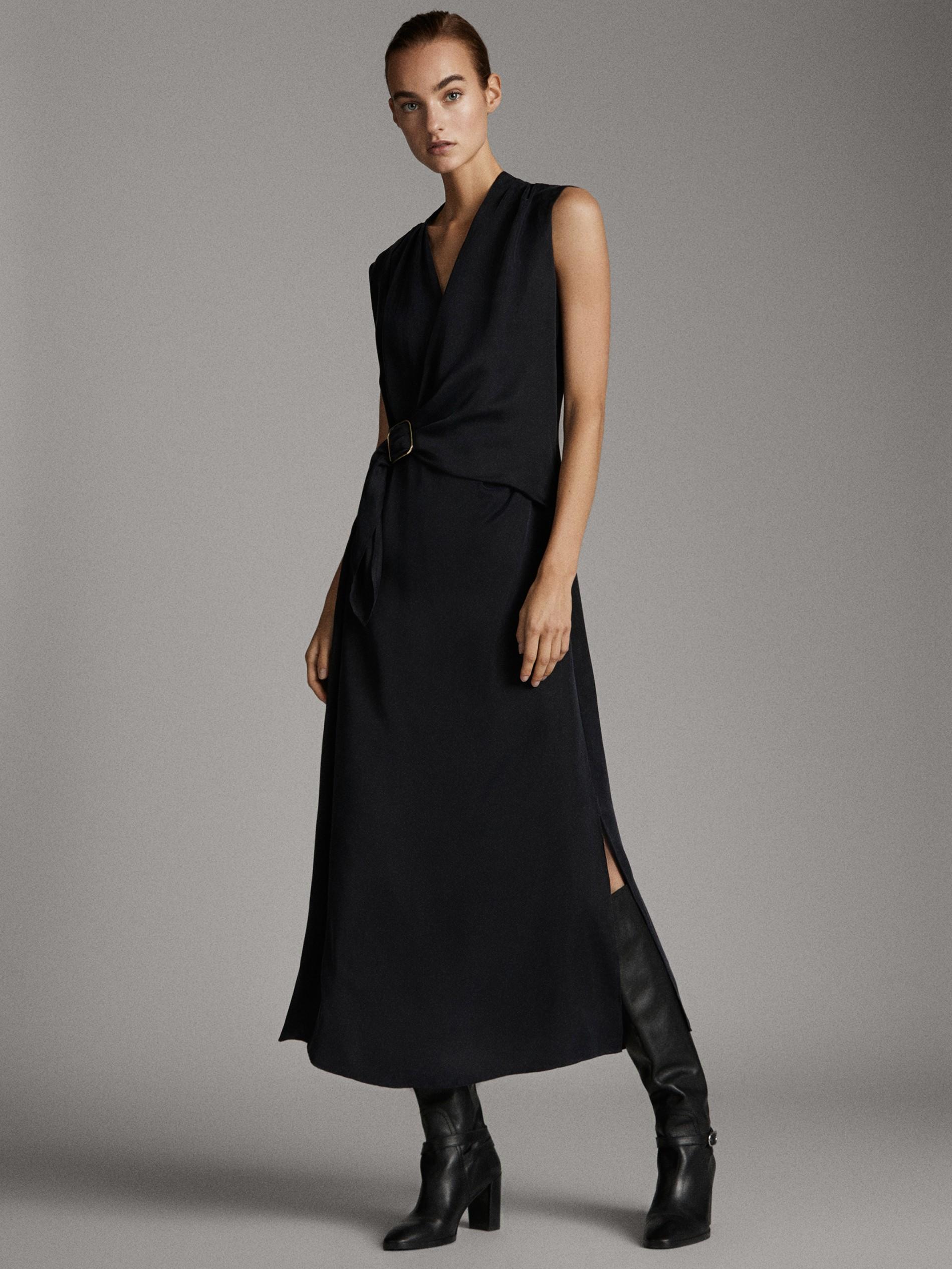 Robes Et Combinaisons Dutti Printemps Été FemmeMassimo 19 Pour Y76fgvby