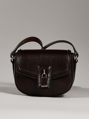 LIMITED EDITION CROSSBODY LEATHER BAG