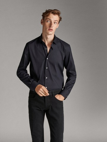 CĂMAŞĂ UNI SLIM FIT
