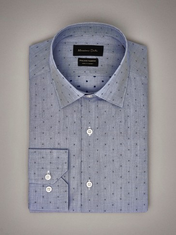 CAMISA FIL COUPÉ RAYAS SLIM FIT