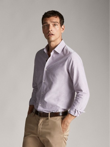 CAMISA RATLLES ÒXFORD SLIM FIT