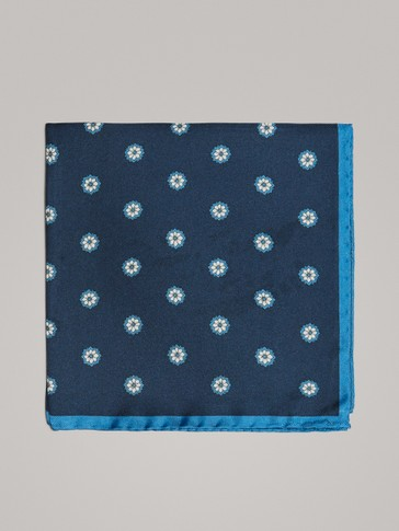 STAR 100% SILK SCARF