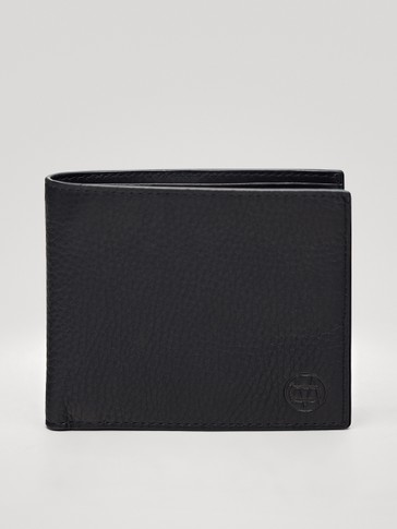 TUMBLED LEATHER WALLET