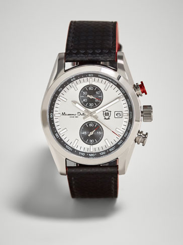 CONTRAST SPORTS WATCH