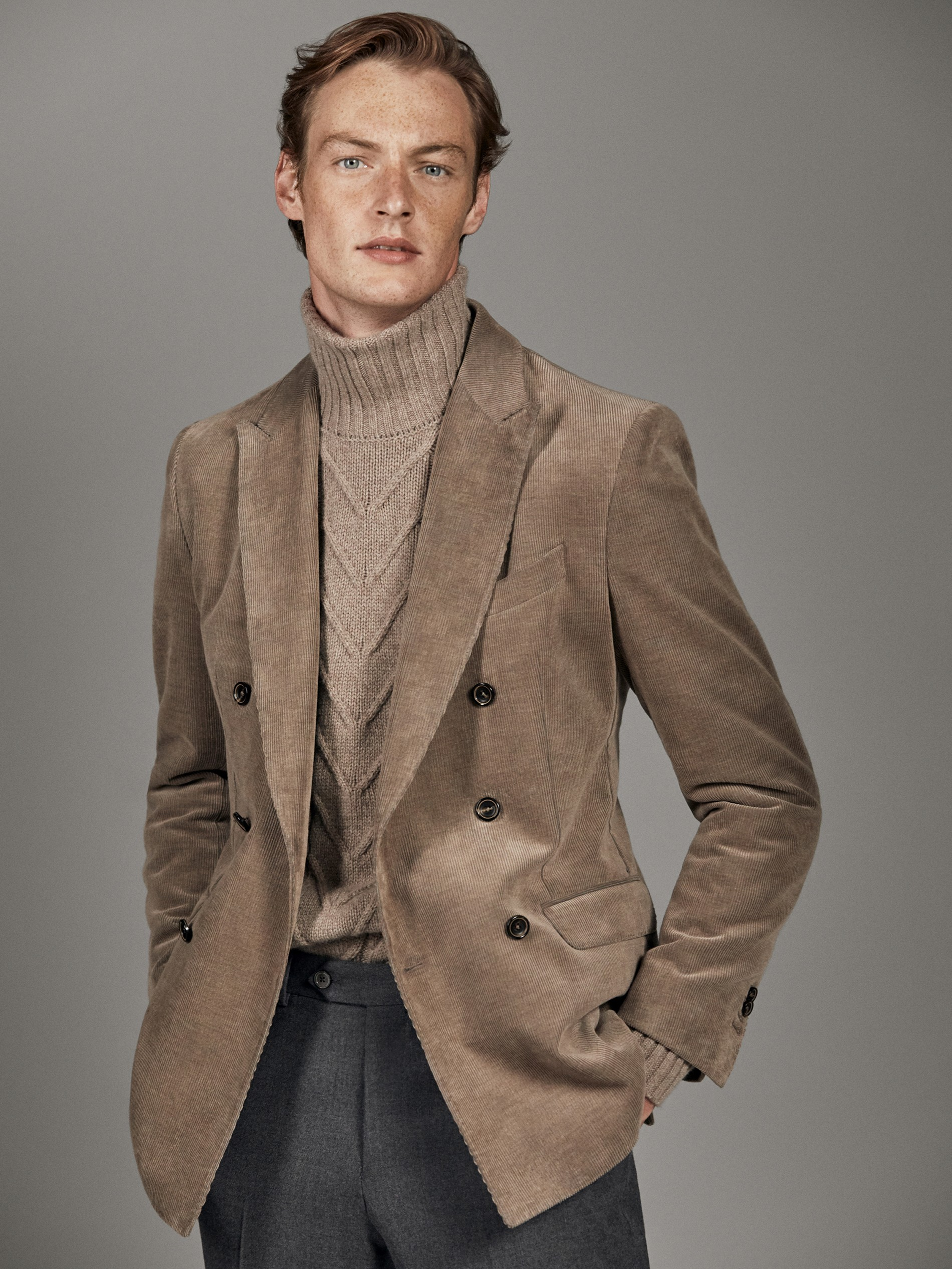 how to style corduroy