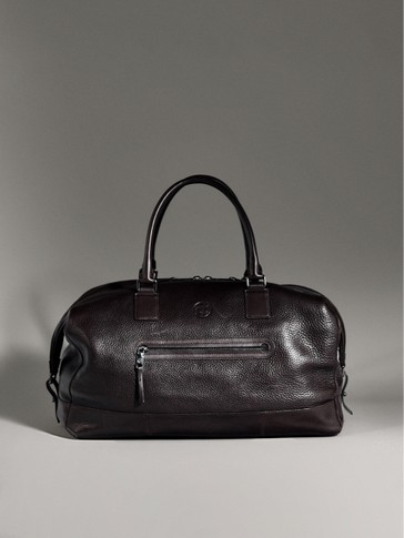 MONTANA WEEKENDER LEATHER BAG