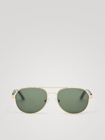 ÓCULOS AVIATOR METAL