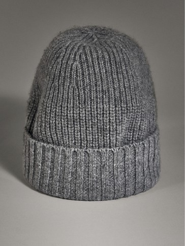 LIMITED EDITION 100% CASHMERE HAT