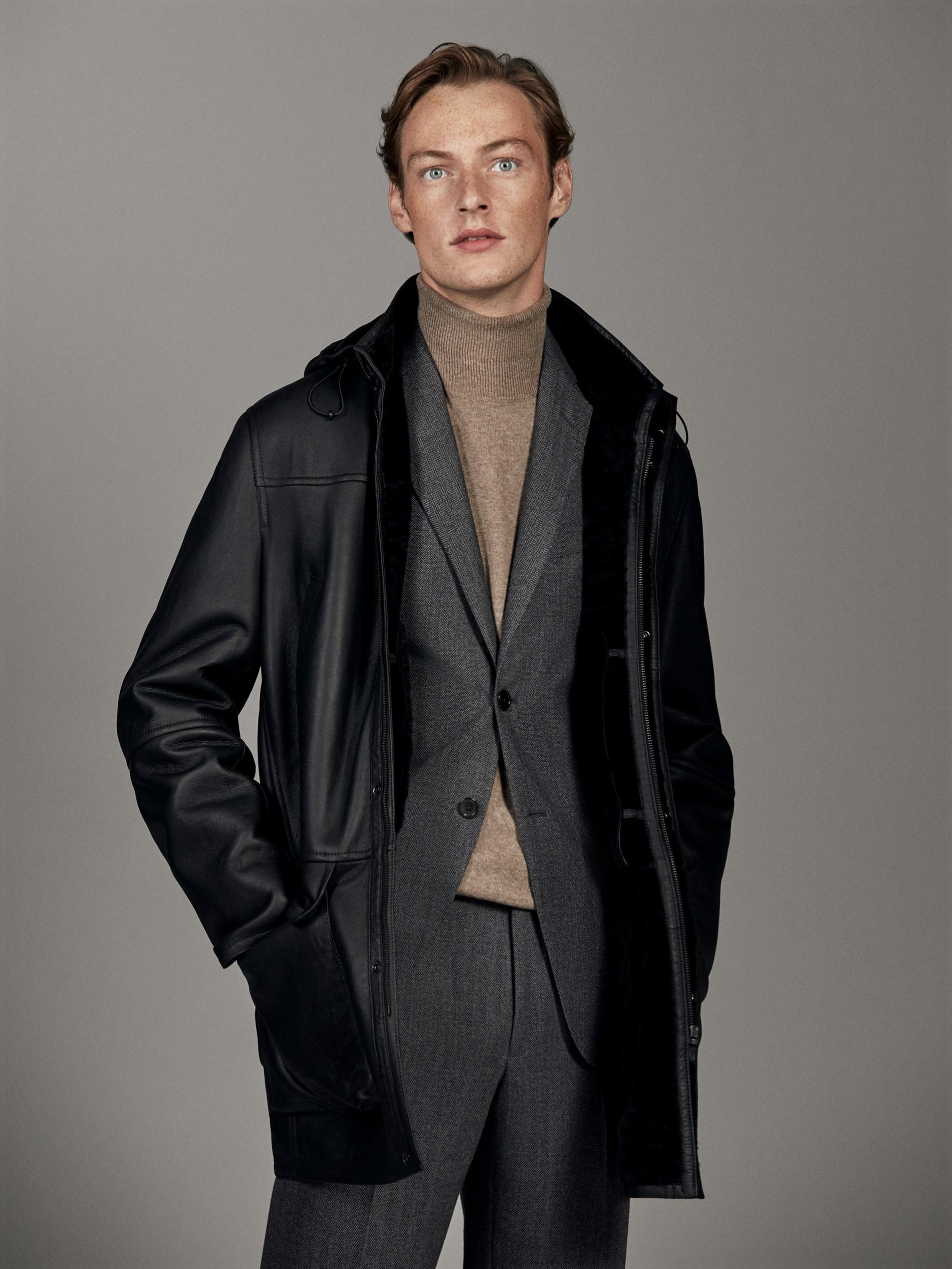 autumn winter leather
