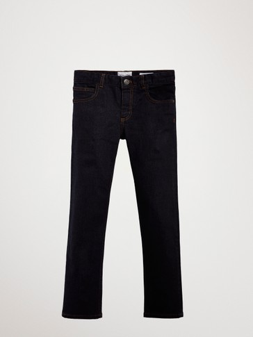 REGULAR FIT DESIZED JEANS