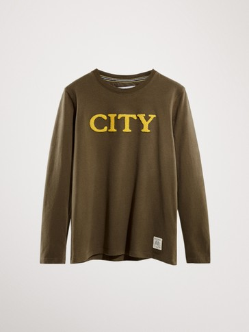 CITY COTTON T-SHIRT