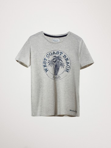 WEST COAST BEACH COTTON T-SHIRT