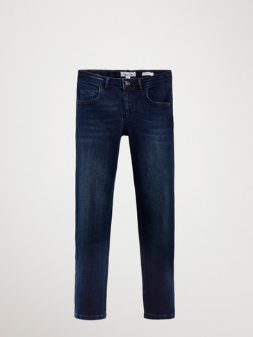 DENIM BROEK SLIM FIT