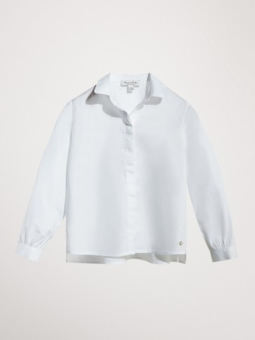 100% COTTON SHIRT