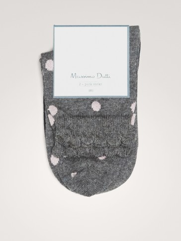 PACK OF COTTON SOCKS