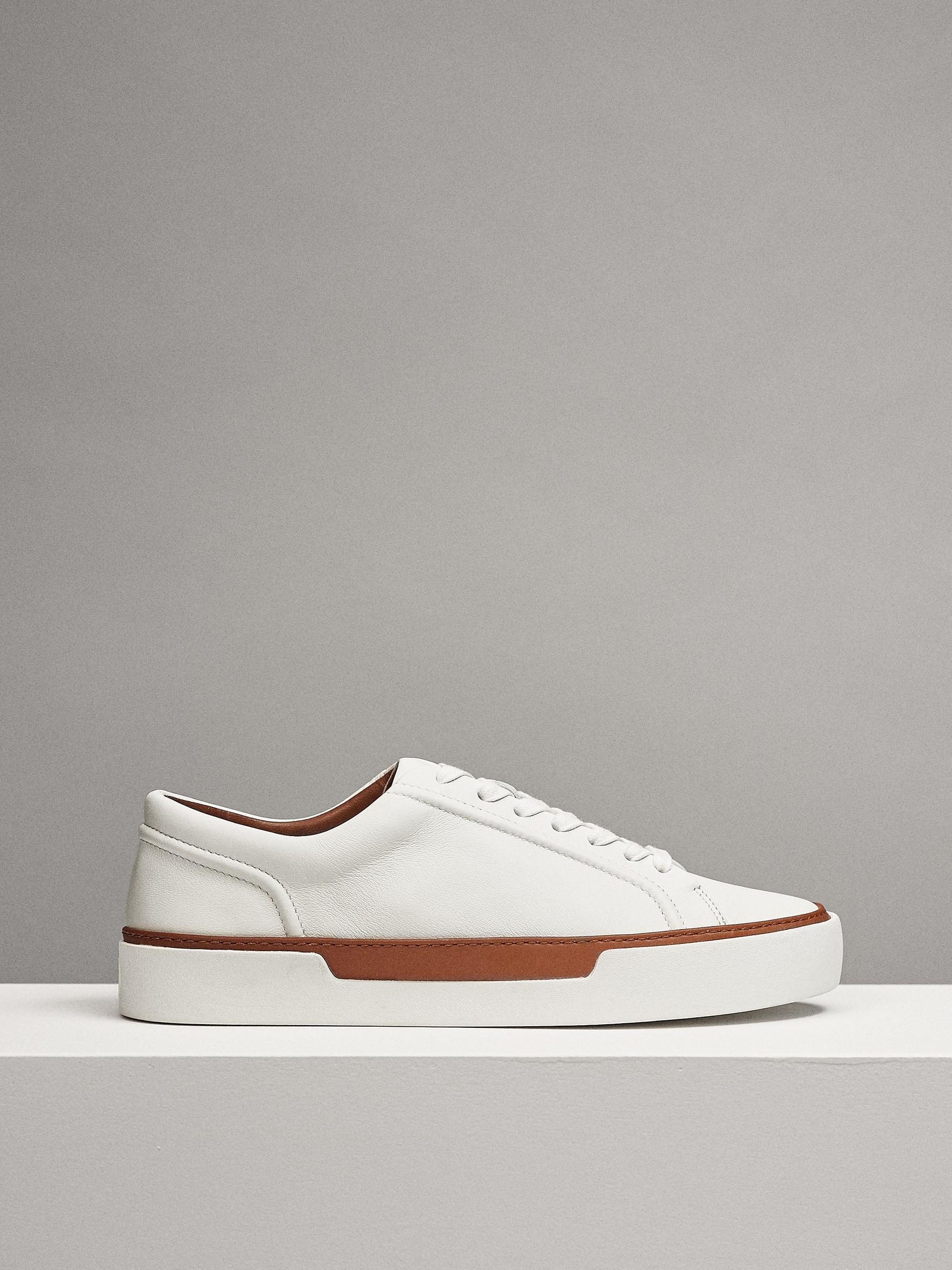 Massimo Deutschland Kollektion Damen Dutti Sqtrchd Sneaker Schuhe O80XwPnk