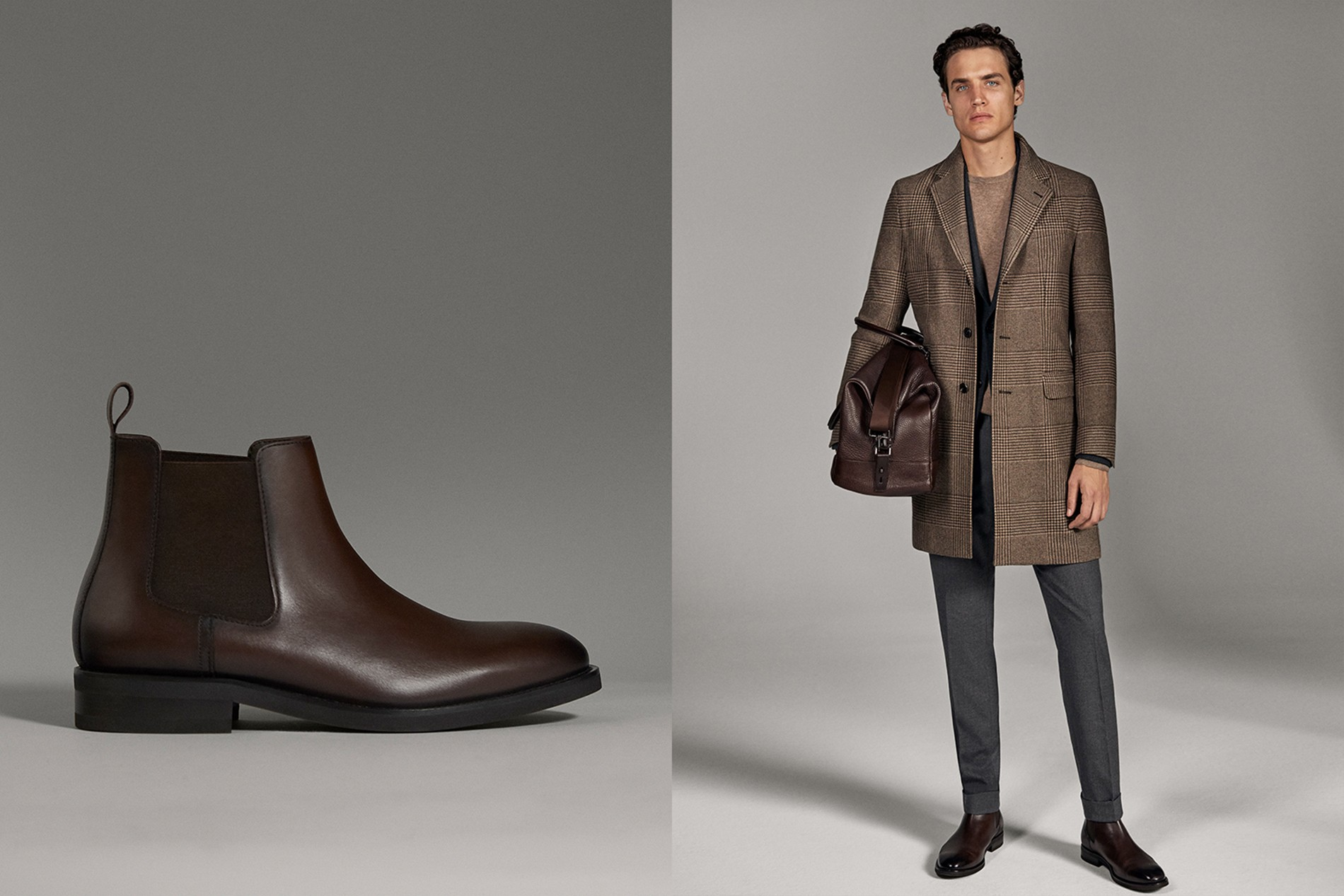 View all SHOES MEN Massimo Dutti United States