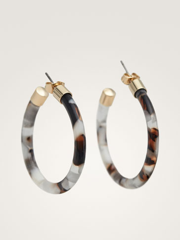 Hoop Earrings by Massimo Dutti