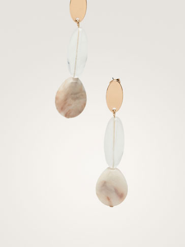 IRREGULAR PIECES EARRINGS