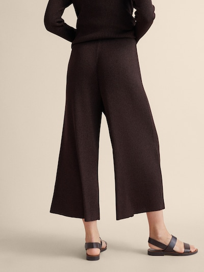 9d780546b7a Culotte - Trousers - COLLECTION - WOMEN - Massimo Dutti - Netherlands