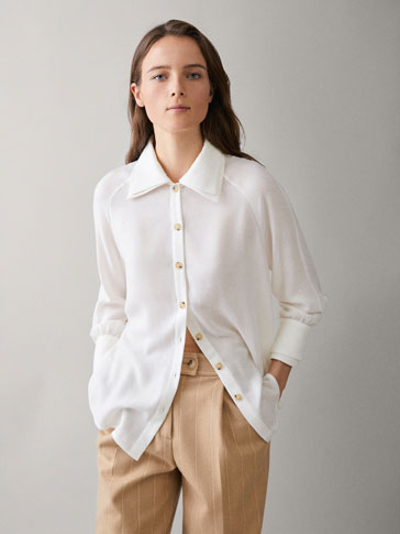 DOUBLE DETAIL SHIRT