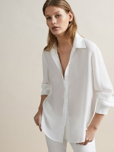 618f7693908 View all - Shirts   Blouses - COLLECTION - WOMEN - Massimo Dutti ...