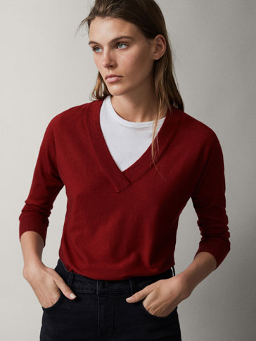 HORIZONTAL TEXTURE SWEATER