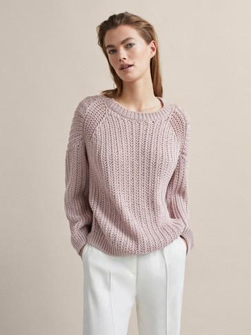 스트럭처 스웨터