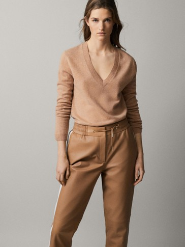 JERSEY 100% CASHMERE LISO