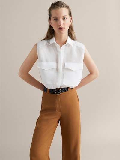 a7d5282c3f6 View all - Shirts   Blouses - COLLECTION - WOMEN - Massimo Dutti ...