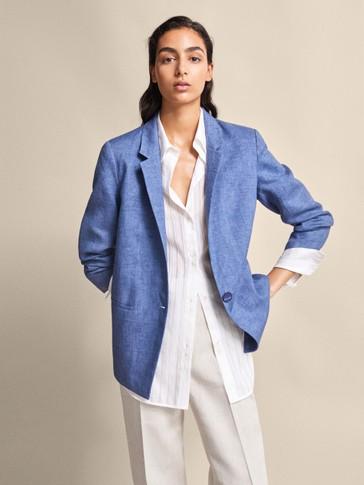 De Colección Primavera Blazers Mujer Verano Massimo 2019 Dutti pHqdpPw