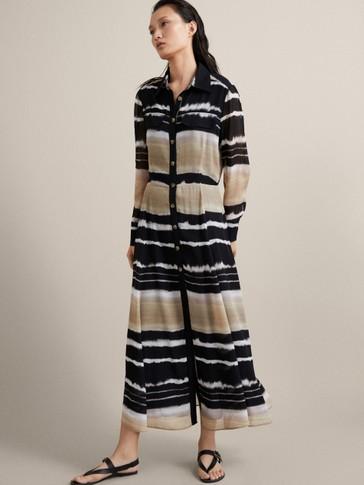 Massimo dutti vestidos de mujer